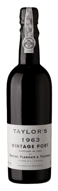 A landmark vintage and reference for many who have been lucky enough to drink the Taylor's 1963 Vintage Port. It is surprisingly more...