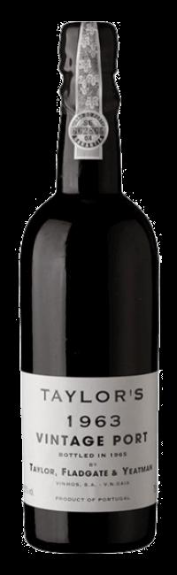 Un vintage emblemático y de referencia para muchos de los que han tenido la suerte de experimentar el vino de Oporto Vintage 1963 de...