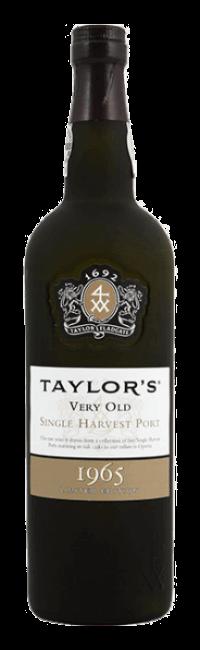 Ce rare porto «tawny», issu d'une seule récolte, a été élevé en vieux fûts de...