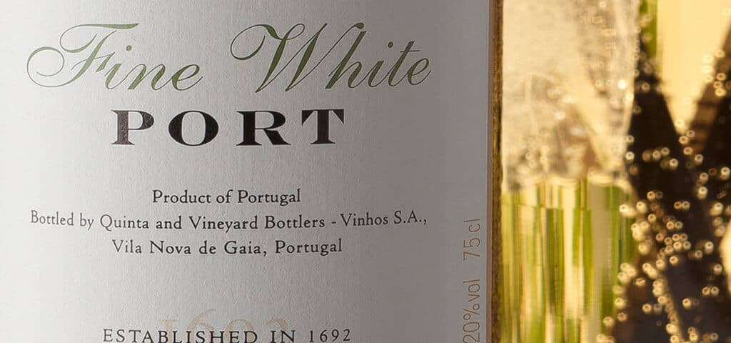 White Port: Fine White - Taylor Fladgate