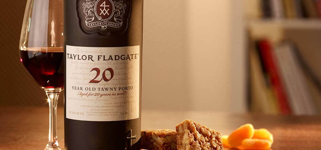 20 Year Old Tawny Port - Taylor Fladgate