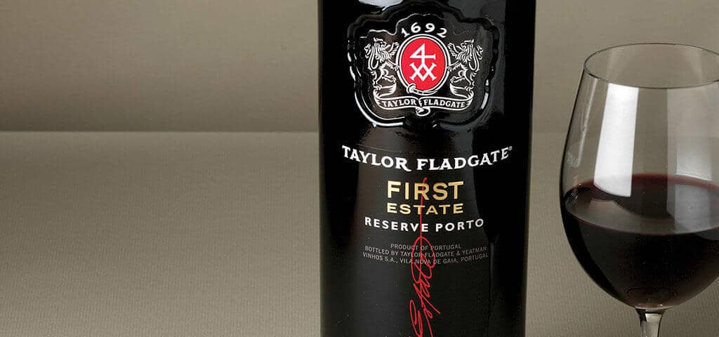 First Estate Reserve Port wine - Taylor Fladgate