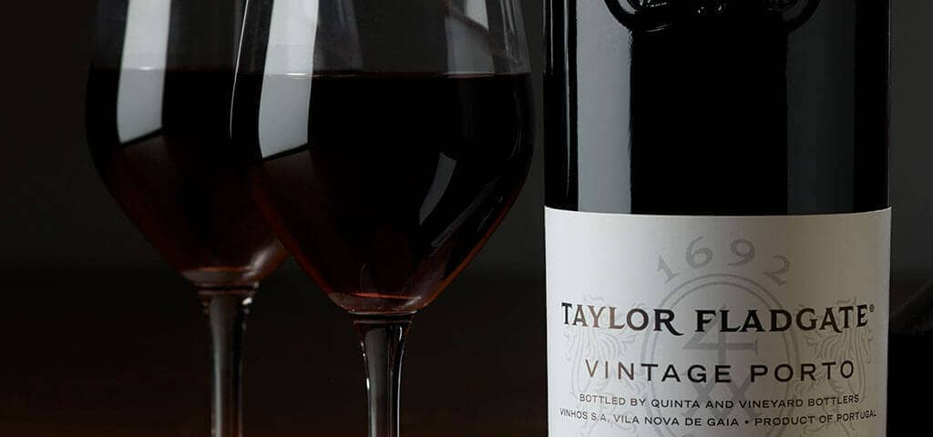 Classic Vintage Port Wine - Taylor Fladgate