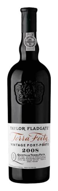 Like those of Vargellas, the wines of the beautiful old property of Terra Feita are an essential component of the Taylor Fladgate Vintage Port...
