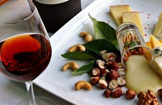 Most perfect wine and food pairings are closely linked.