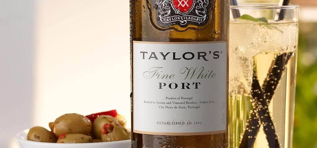 White Port: Fine White - Taylor's Port