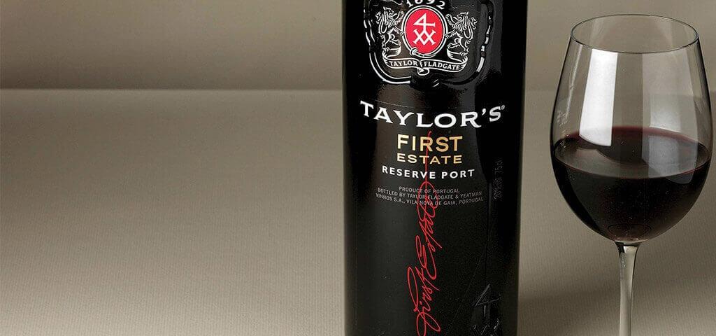 First Estate Reserve Port wine - Taylor's
