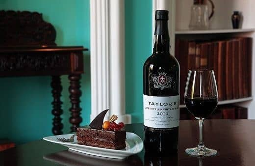 When to serve Port wine? - Taylor's Port