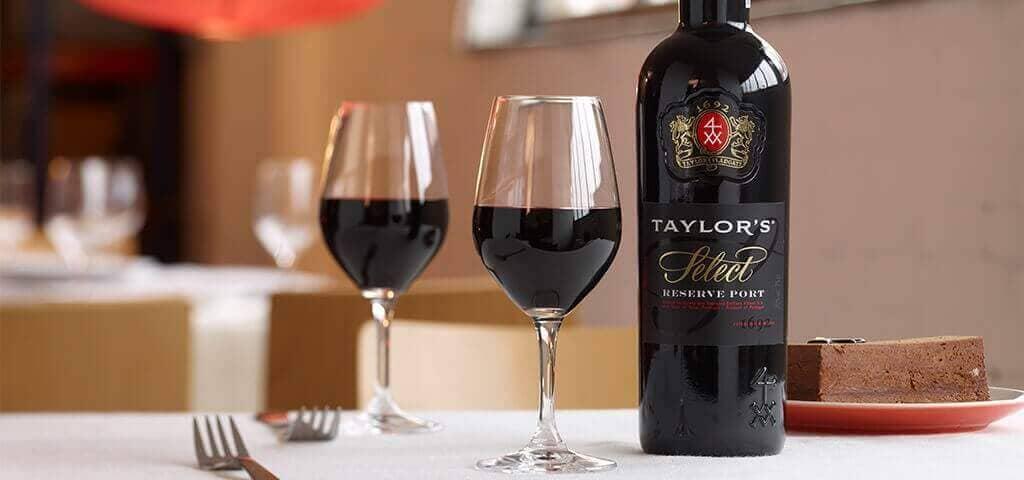 Select Reserve Port wine - Taylor's