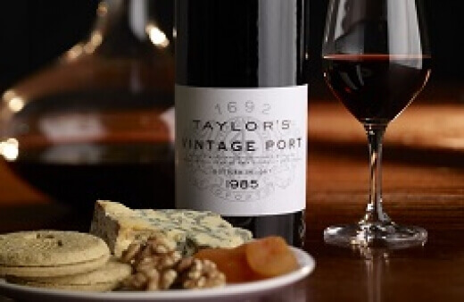 Vintage Port is one of the world's great classic wines and is produced in very limited quantities, from only the very finest 'declared' years.