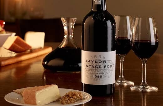 Taylor's Vintage Port is one of the world's great iconic wines.
