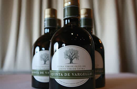 As well as some of the best Port wine in the world, Quinta de Vargellas also produces award-winning olive oil.