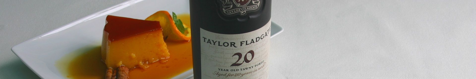 Pairing Port & Food: Aged Tawny Ports - Taylor Fladgate