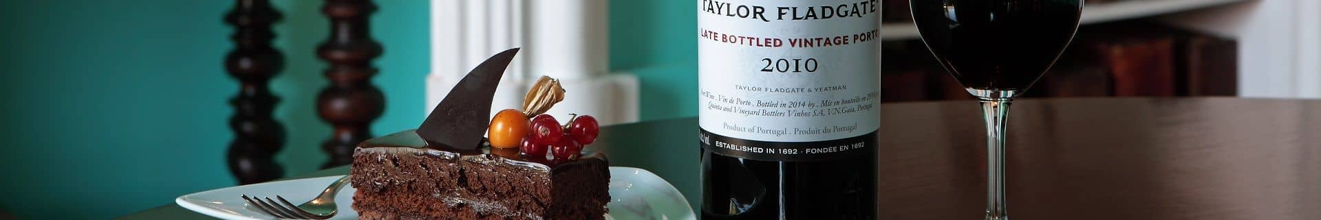 Pairing Port wine & Food: Fruity Red Ports - Taylor Fladgate
