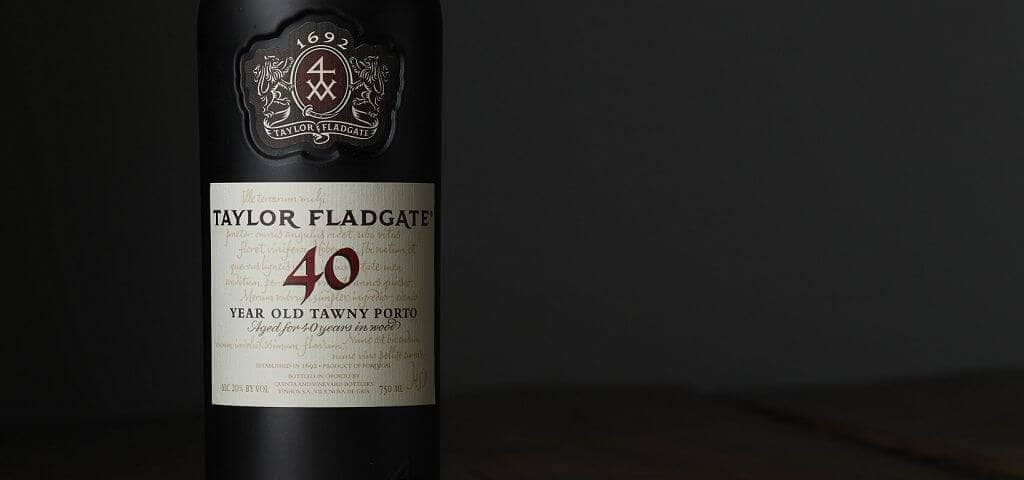 40 Year Old Tawny Port - Taylor Fladgate
