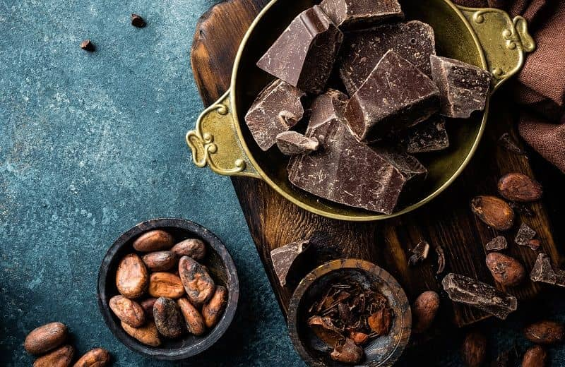 First things first, the word chocolate derives from the Mesoamerican language Nahuatl word – chocolātl – which literally means...