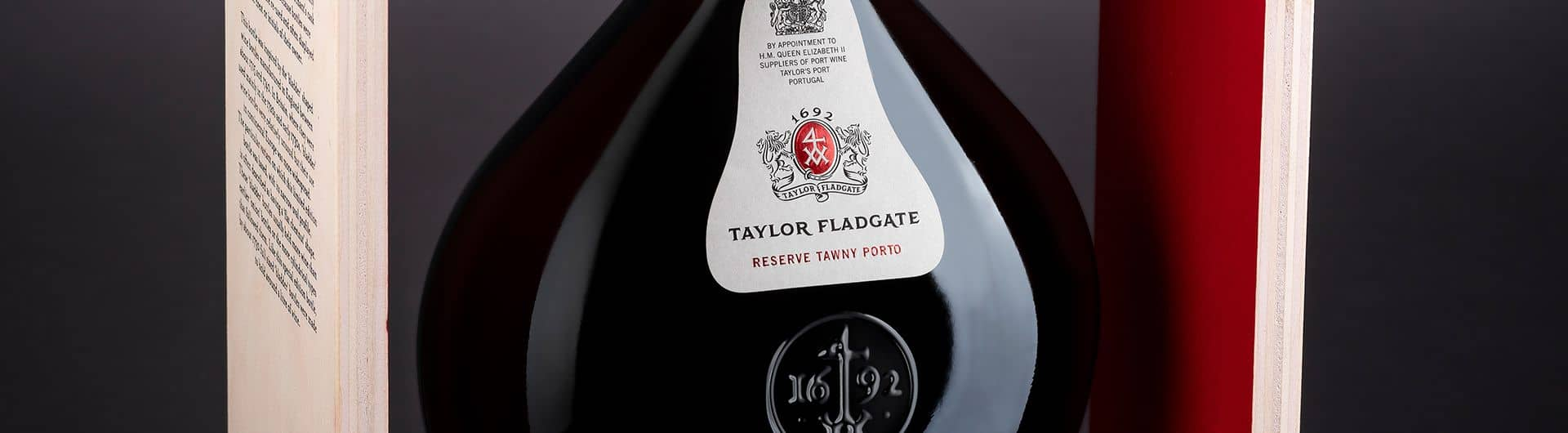 Historic Limited Edition bottle image by Taylor Fladgate