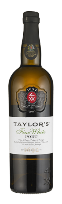 Taylor's Fine White Port is a blend of wines produced from white grapes grown mainly on the Upper slopes of the Douro Valley. The...