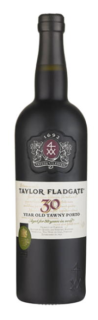 Bottle of 30 Year Old Tawny Port wine from Taylor Fladgate