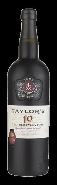 Vin de Porto Taylor's Tawny 10 Ans D'âge