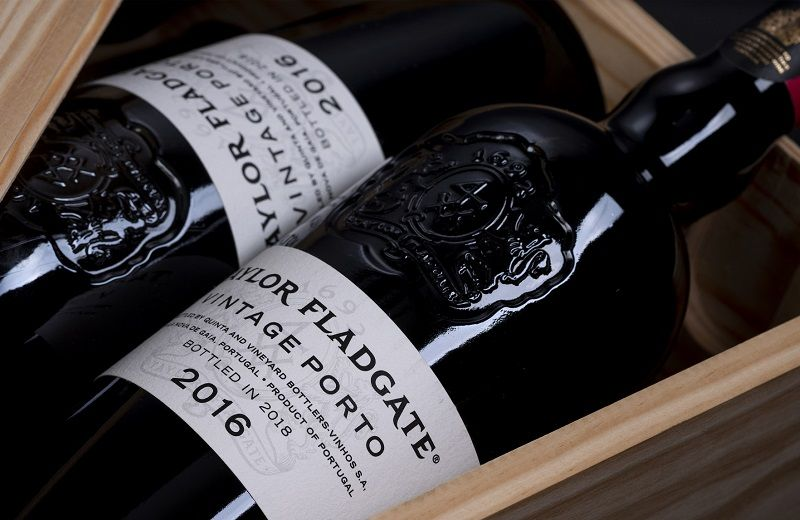 After being awarded a maximum 100 Points, the Taylor Fladgate Vintage 2016 was named the best Portuguese wine of 2018, taking the 4th spot in James Suckling's Top 100 Wines of 2018.