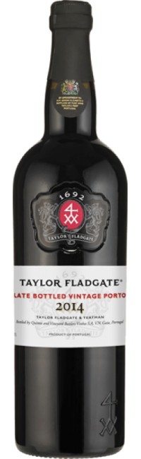 Bottle of Taylor Fladgate Late Bottled Vintage 2014