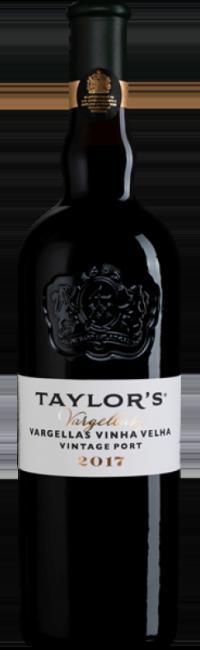 Bottle of Taylor's 2017 Vargellas Vinha Velha Vintage Port