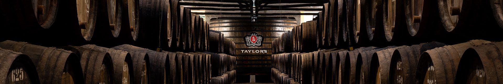 Visit Taylor Fladgate Cellars in Porto, Portugal