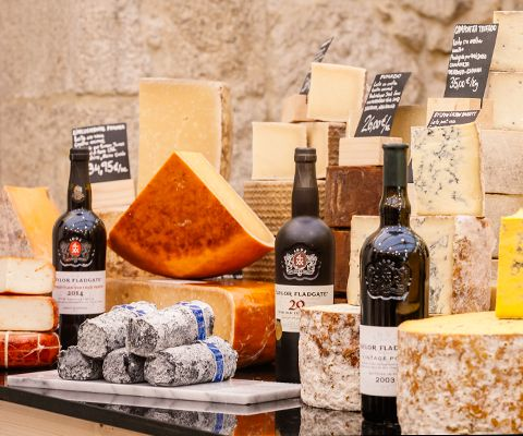 Port & Cheese
