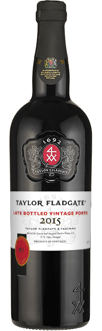 Taylor Fladgate Late Bottled Vintage LBV 2015 bottle