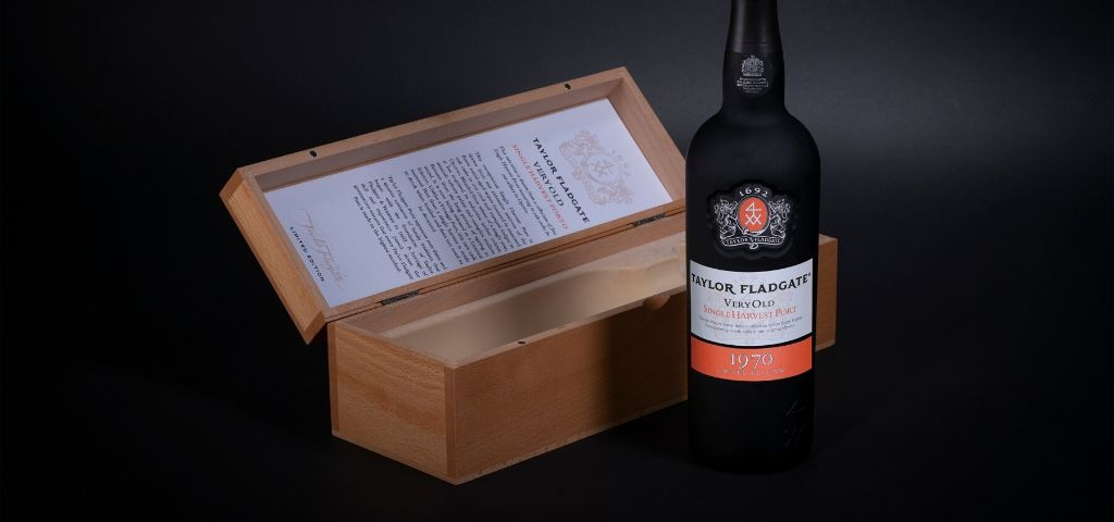<p>The seventh in the series of limited edition 50 year old Port Wines</p>