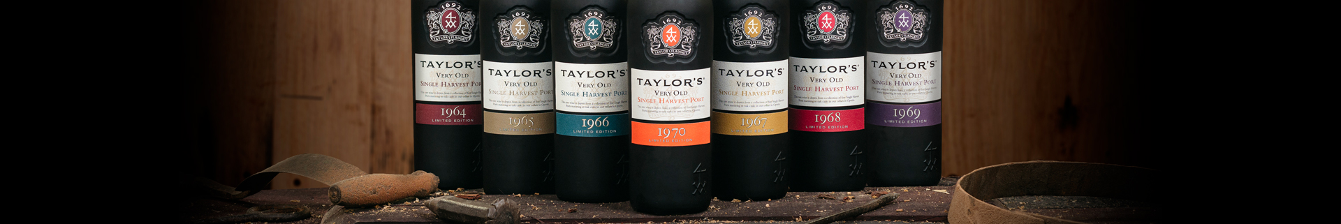 Taylor's a une des plus grandes réserves de Porto âgés en fût, une des principales de tous les producteurs.  Elle...