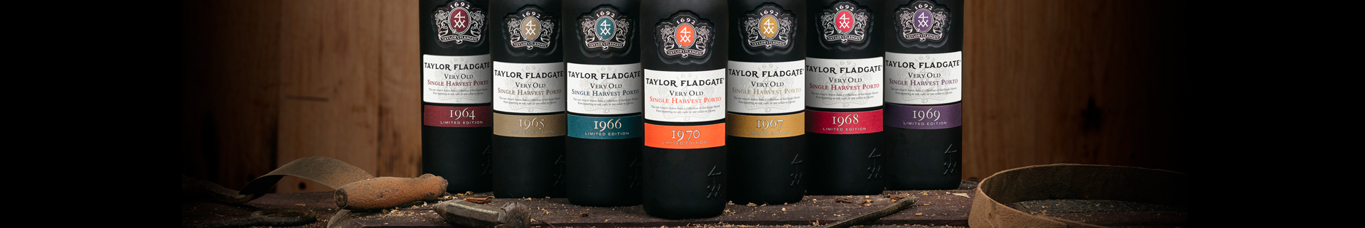Taylor Fladgate holds one of the most extensive reserves of very old cask aged Port of any producer. They include a collection of rare Single...