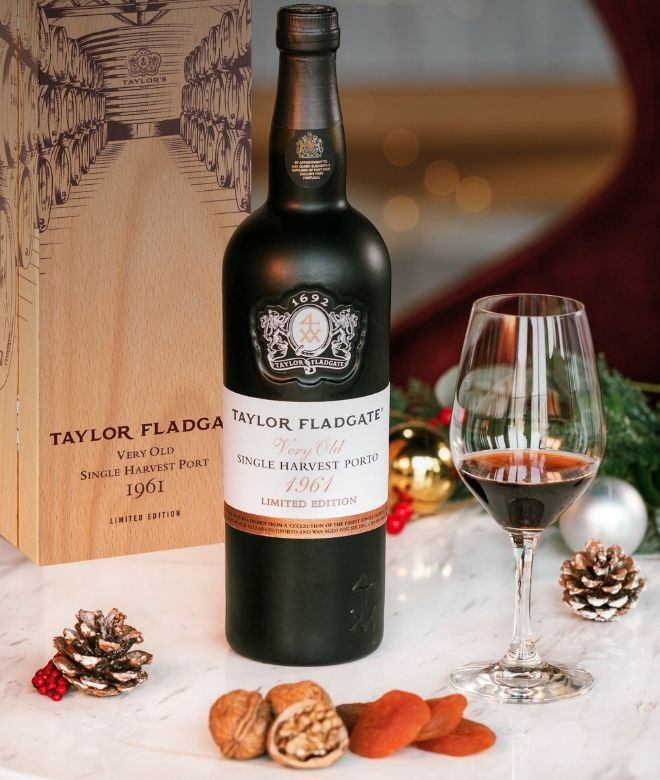 <p>A sublime limited edition 60 year old Port Wine</p>