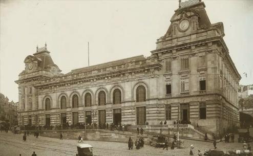 SÃO BENTO STATION IN OPORTO