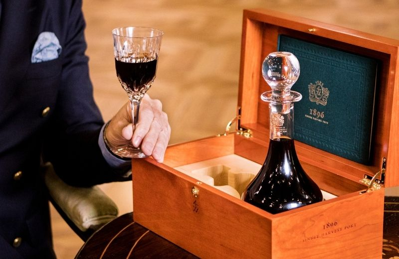 Taylor Fladgate announces the launch of a rare Single Harvest Port produced in the magnificent harvest of 1896, one of the finest of the 19th...