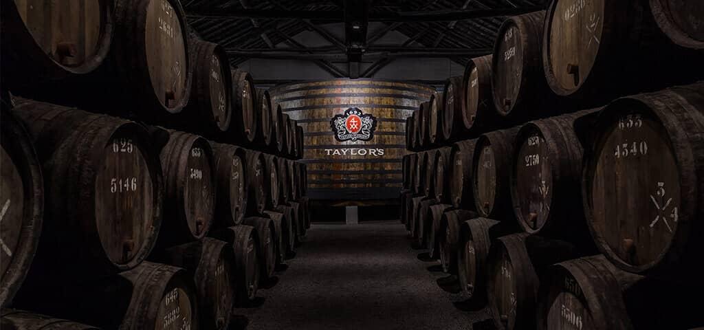 Visit Taylor Fladgate's Cellars in Porto, Portugal