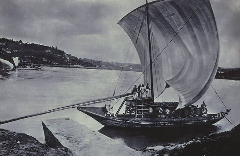 The history of port abounds with tales of adversity. This time, we'd like to share with you a story of bravery: the tale of the courageous mariners who risked their lives shipping the port from vineyard to coast.
