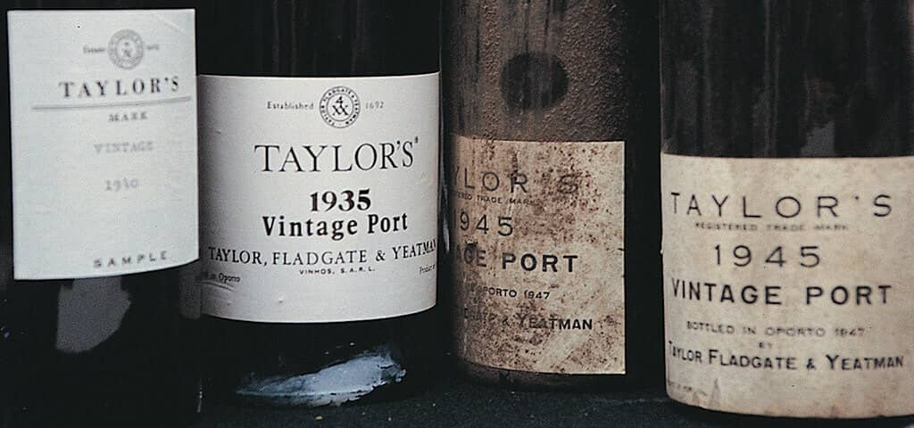 aylor's Vintage Port is one of the world's great iconic wines. Made only in the very finest years – known as...