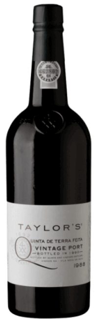 Like those of Vargellas, the wines of the beautiful old property of Terra Feita are an essential component of the Taylor's Vintage Port...